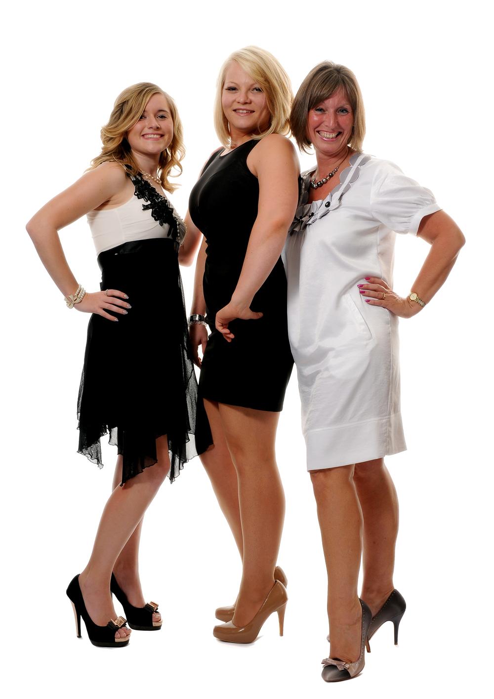 Charity Ball Ladies #2