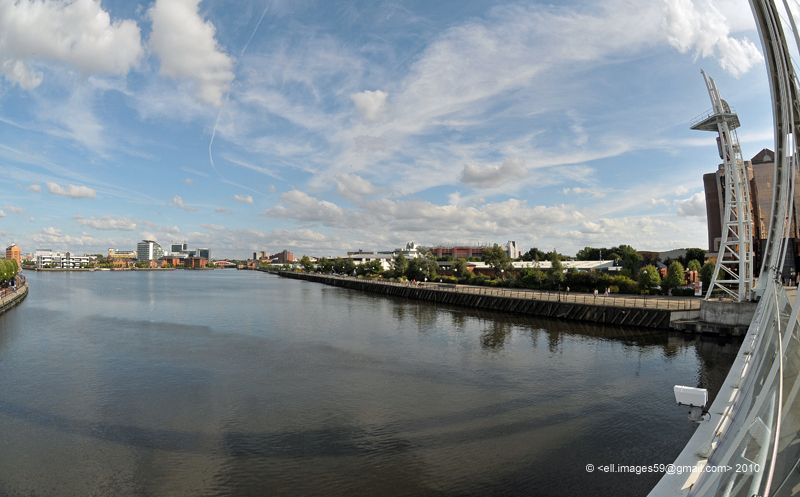 Salford Quays - Manchester Ship Canal