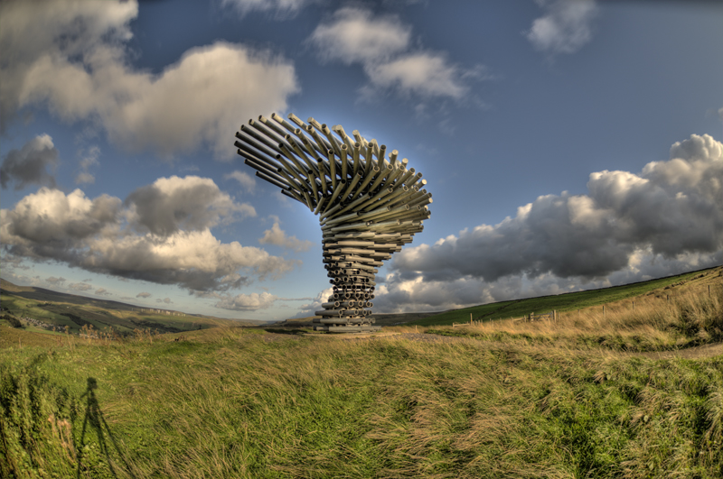 Singing Ringing Tree Panoptican - North