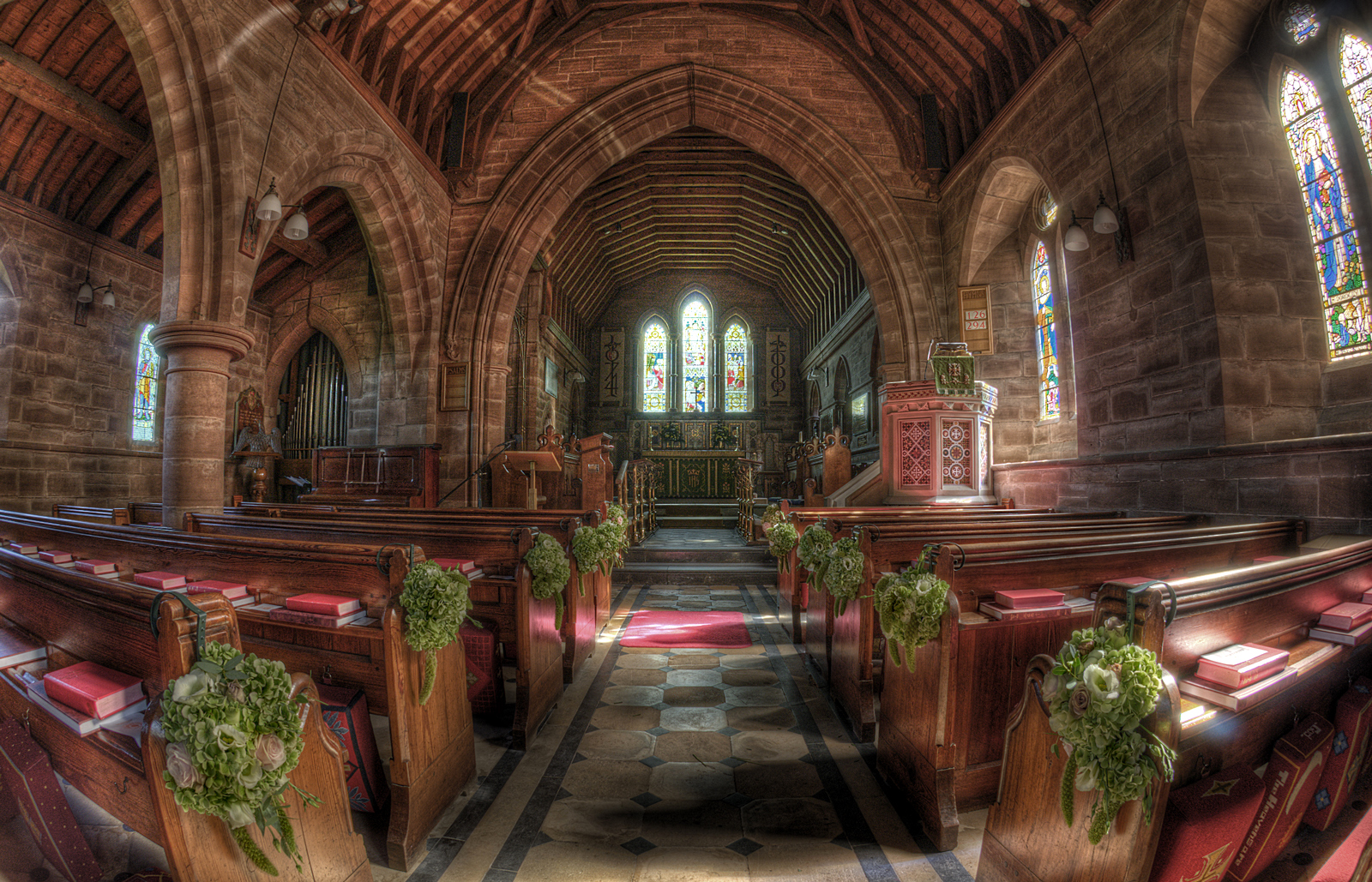 Aisle to Altar