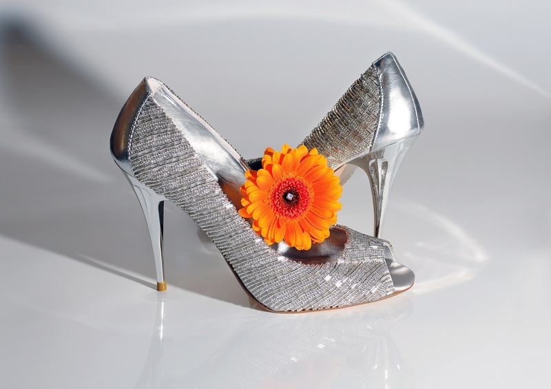 Killer Heels & Orange Bloom