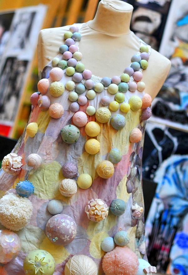 Bobble Dress