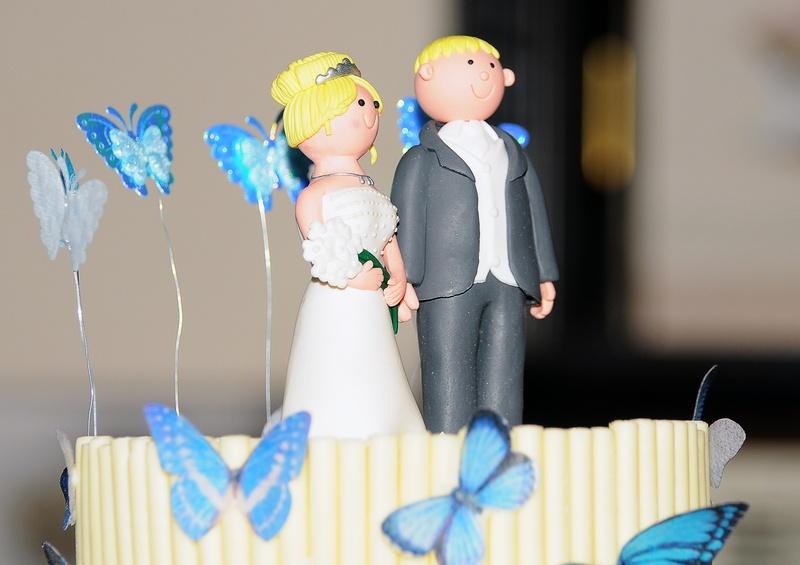 Fondant Couple