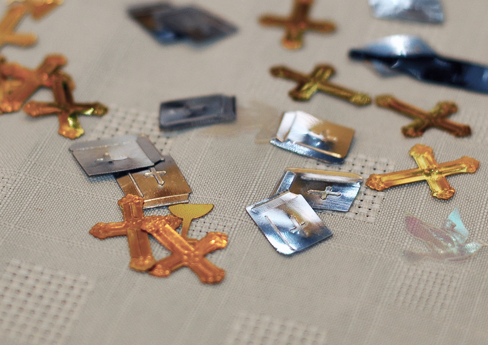 Crosses & Bibles