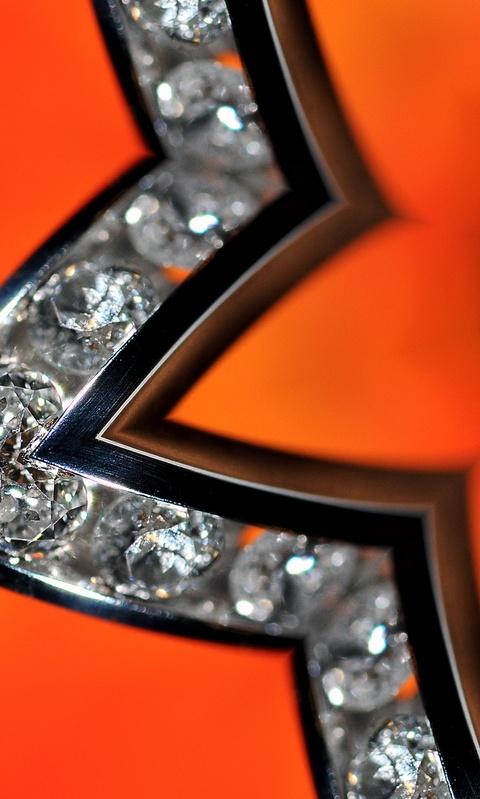Kaleidoscoped Ring Detail