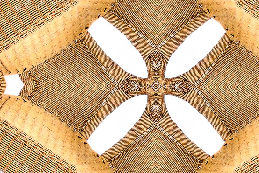 The Wicker Cross