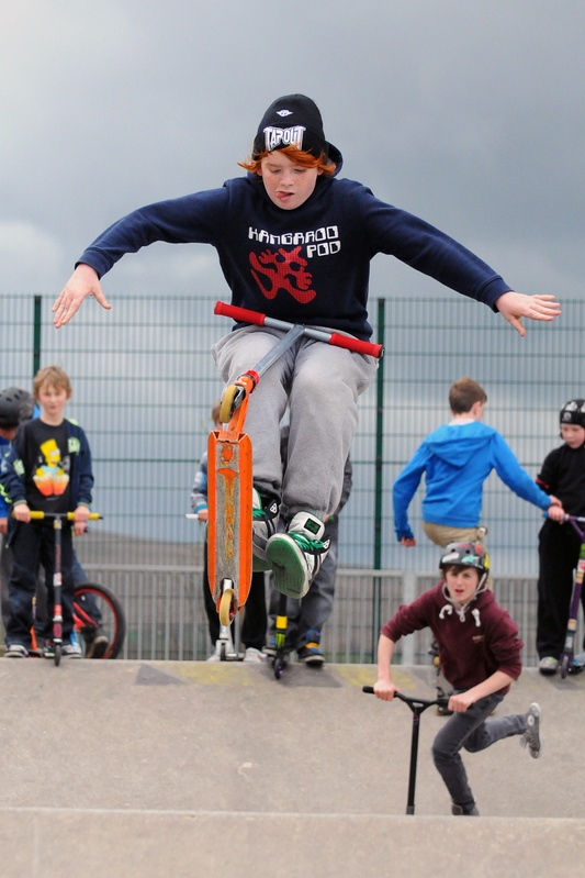 Tapout Tuck No-Hander