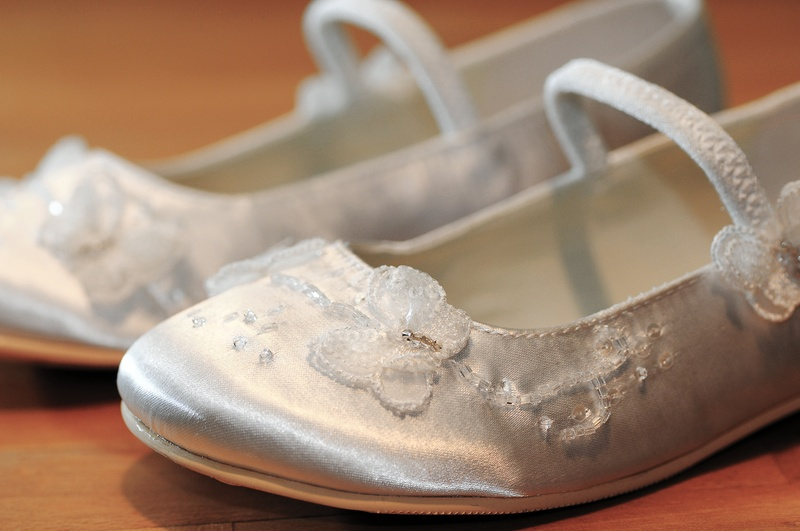 Bridesmaid Ballet Shoes