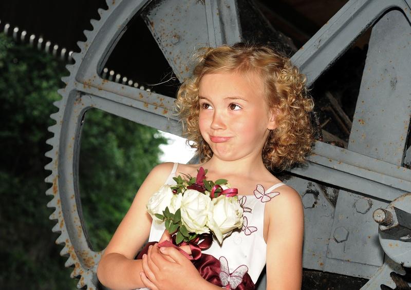 Bridesmaid & Gearwheel II